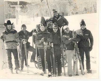 2009_49_0001  Squaw Mtn. Ski Patrol